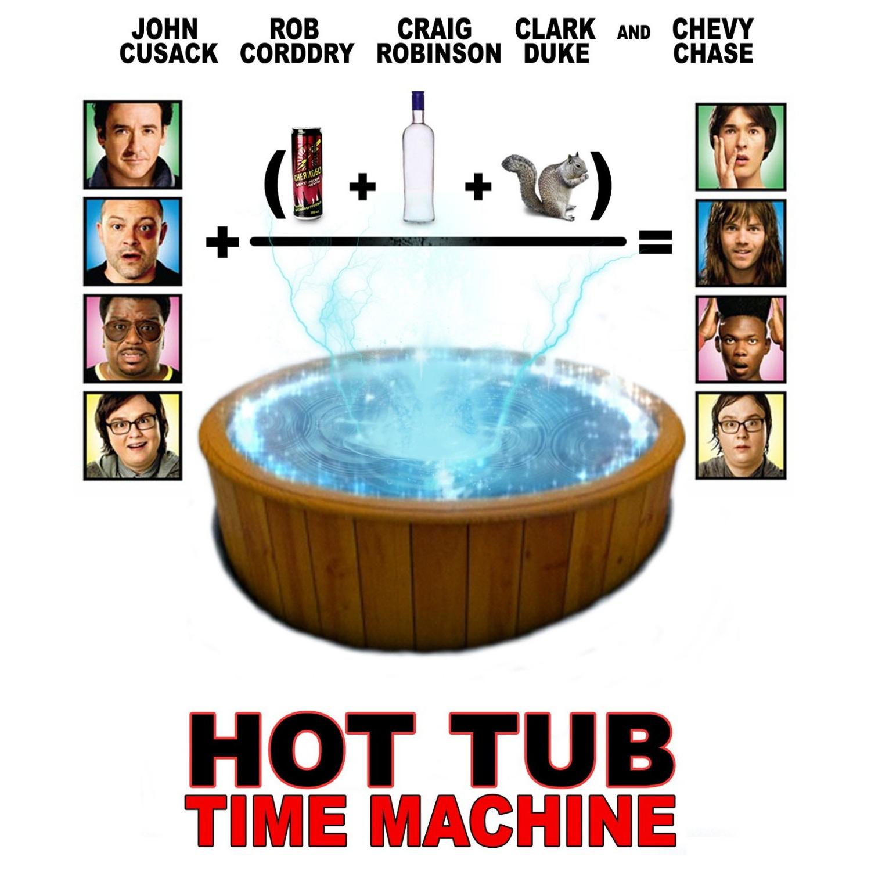 tub time machine rotten tomatoes