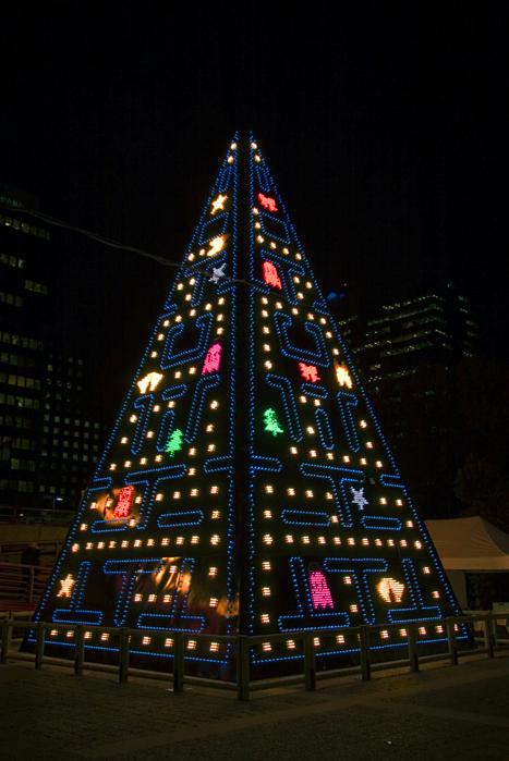 Non Traditional Christmas Trees