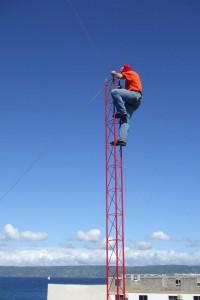 Doug-in-Haiti-tower